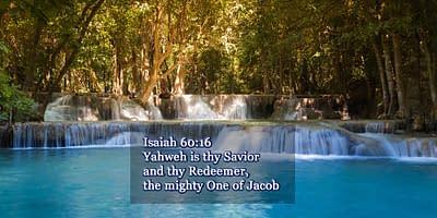Call upon the name of Yahweh