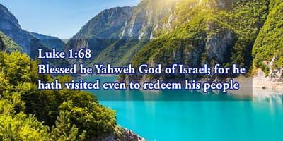 My heart shall rejoice in Yahshua