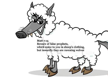 False Teachers In The Church