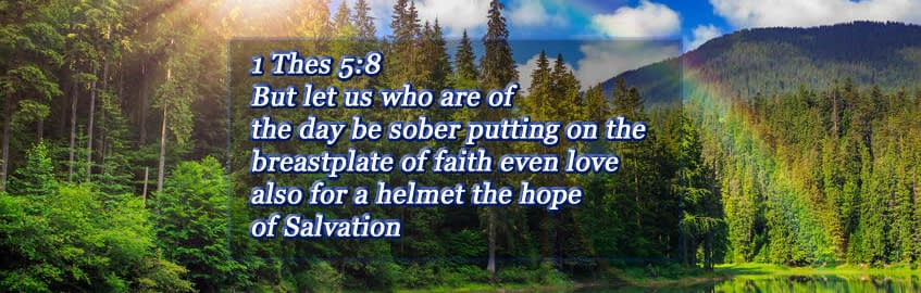 Christian Salvation Bible verse