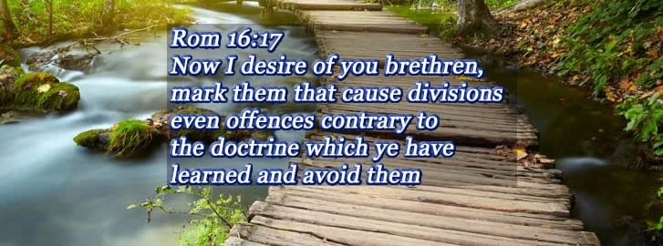 False Preachers in the Church
