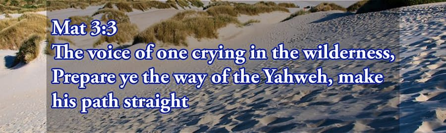Yahshua in the Old Testament