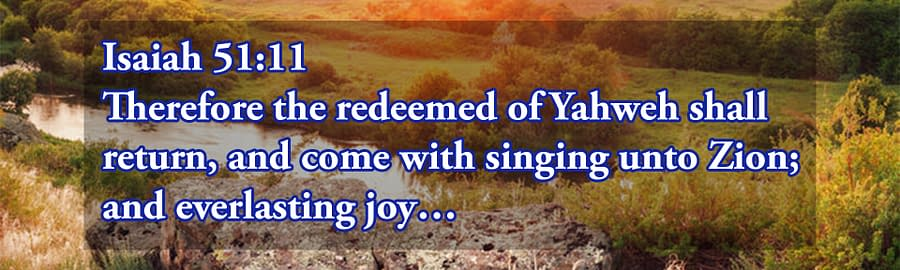 The Redeemed of The Lord