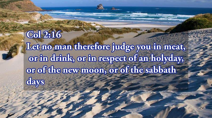 Should Christians keep the Sabbath